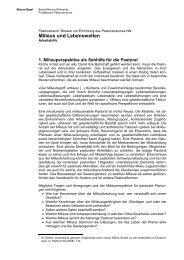 Milieus und Lebenswelten - Arbeitshilfe (31.07.2013 ... - Bistum Basel