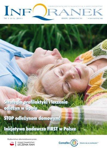 Leczenie odleżyn cz. 2 - Spondylus