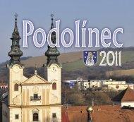 Podolínsky kalendár na rok 2011