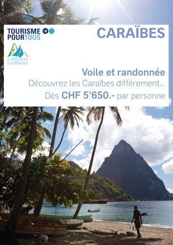 CARAÏBES - ES Voyages et Vacances SA
