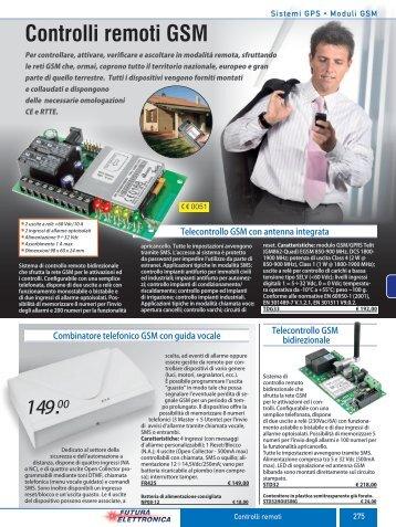 Copia di 10_ModuliGSM.indd - Futura Elettronica