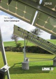 TECHLINE Solar Catalogue - Linak