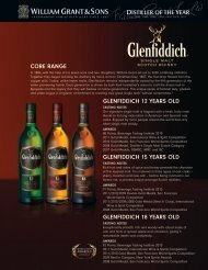 glenfiddich 12 years old glenfiddich 15 years old glenfiddich 18 ...