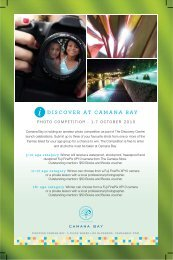 gdiscover at camana bay photo competition - 1-7 october 2010