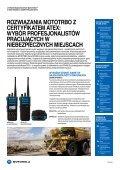 RADIOTELEFONY MOTOTRBO™ SERII DP4000 Ex Z ... - Page 2