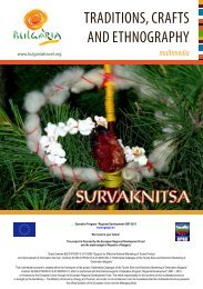 SURVAKNITSA TRADITIONS, CRAFTS AND ... - Bulgaria Travel