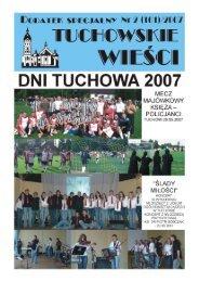 Nr 101/2007 dodatek - Tuchów