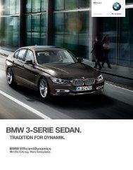 BMW -SERIE SEDAN. - BMW Danmark