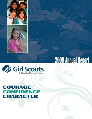 2011 annual report   girl scouts of greater los angeles