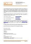 ACI Schweiz Newsletter Nr. 1/2006 - Citroën DS Club Suisse CDSCS - Page 2