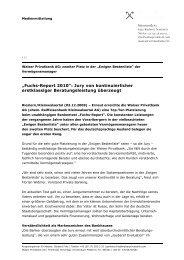 Fuchs-Report 2010 - Walser Privatbank AG