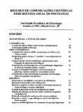 1993 - Sociedade Brasileira de Psicologia - Page 3
