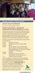 Kinder-Orgeltag Elbe-Weser 14. Juni 2011 - Orgel und Kinder