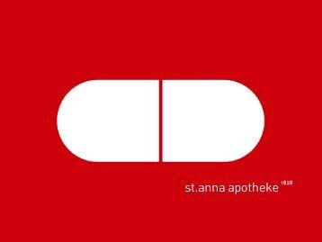 Test series - st. anna apotheke 1828
