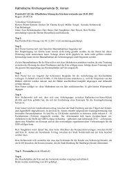 KV-2012-01-prot x - Katholische Kirchengemeinde St. Annen