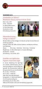 Veranstaltungen im Geistlichen Zentrum - Franziskanerinnen von ... - Seite 6