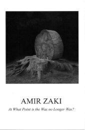 AMIR ZAKI