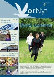 Sund sommer - Vordingborg Kommune