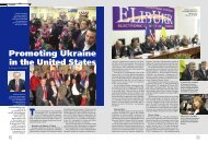 Promoting Ukraine in the United States - US-Ukraine Business Council