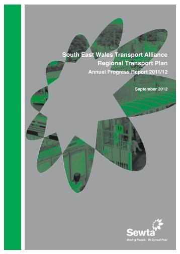 Sewta Annual Progress Report 2011/12