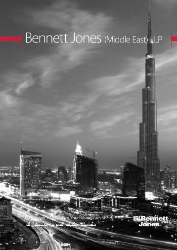 Bennett Jones (Middle East) LLP