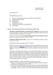 Jäsenkirje 2/2012 - Tieteellisten seurain valtuuskunta