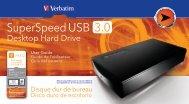 SuperSpeed 3.0 USB - Verbatim