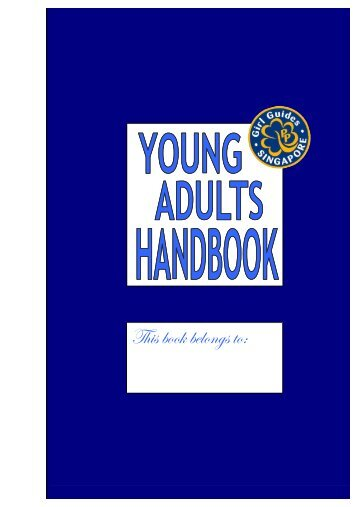 YA Handbook - Girl Guides Singapore