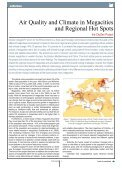 Air Quality and Climate in Megacities and Regional Hot Spots - Page 4
