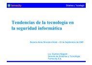 Tendencias de la tecnología en la seguridad informática - Cybsec