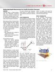 Embossing Depth Measurement for Profile Extrusion ... - Starrett - Page 2
