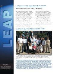 Fall 2004 - Baker & Hostetler LLP