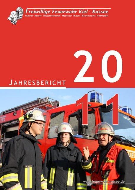 JAHRESBERICHT 20 - Freiwillige Feuerwehr Kiel - Russee
