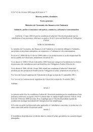 Tarif d'achat -36 kVA Arrêté du 13 mars 2002 NOR ECOI01…
