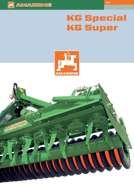 KG Special Super.pdf - NOA Maskin AS