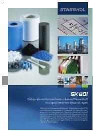 SK 801 - Stasskol Kolbenstangendichtungen GmbH