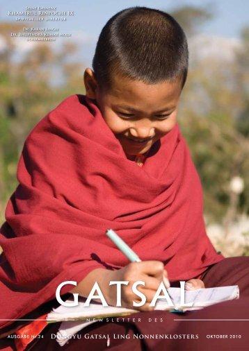 Dongyu Gatsal Ling Nonnenklosters