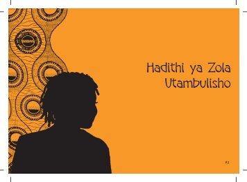 Hadithi ya Zola Utambulisho - Raising Voices