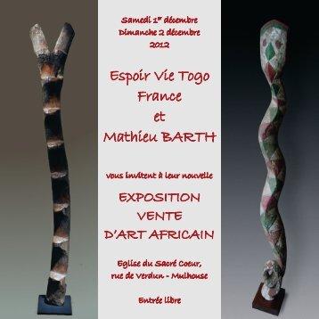 voir le PDF - Espoir vie Togo France