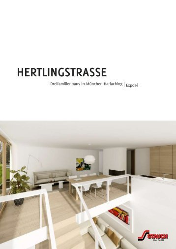 Hertlingstrasse - STAUCH Bau GmbH