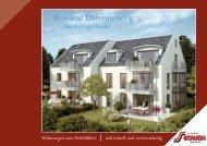 6 Eigentumswohnungen in der Theodor-Lipps-Straße