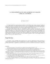 La tour médiévale du roi Alphonse II d - Académies et Sociétés ...