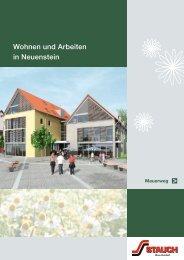 Mauerweg - STAUCH Bau GmbH