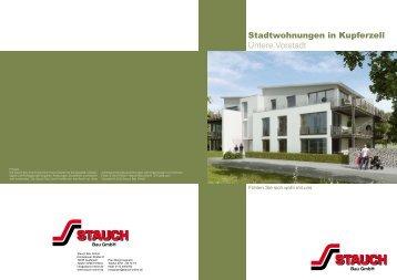 erfolgreich - STAUCH Bau GmbH