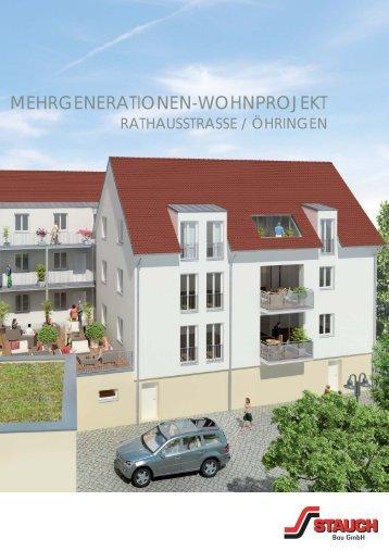 rathausstrasse expose 2009-10-21.indd - STAUCH Bau GmbH