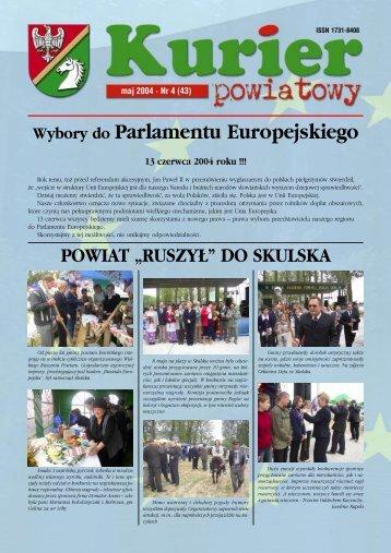 Kurier Powiatowy nr 4(43) - Powiat koniński