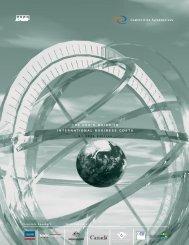 International Report (Volume I) - Competitive Alternatives