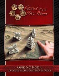Oshi no Koda (3rd Edition) - Kaze no Shiro