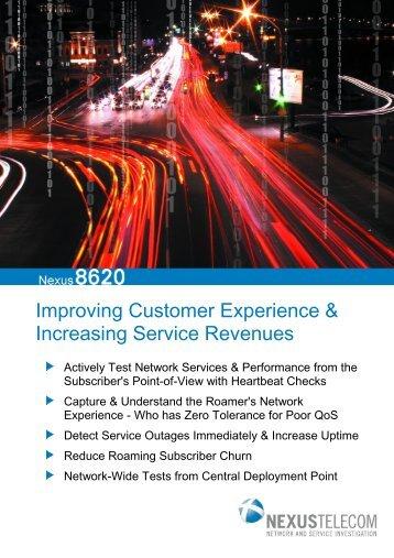 Nexus8620 Brochure - EN4TEL