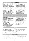 Pastoralbrief 22.06. - 29.06.08 8 S. - Kath. Pfarrei St. Blasius zu Balve - Page 7
